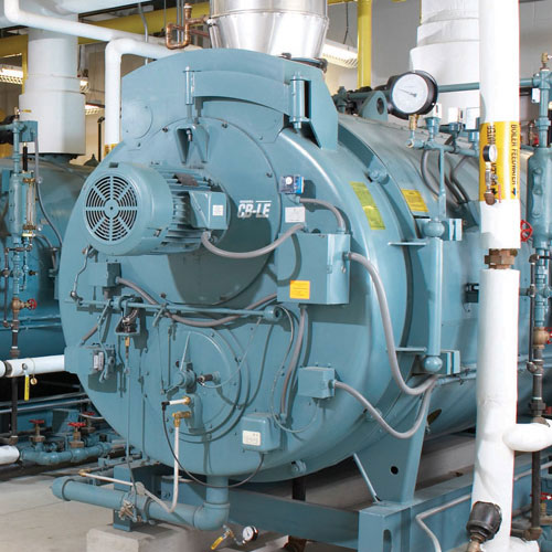Industrial Boilers Fabrication in India